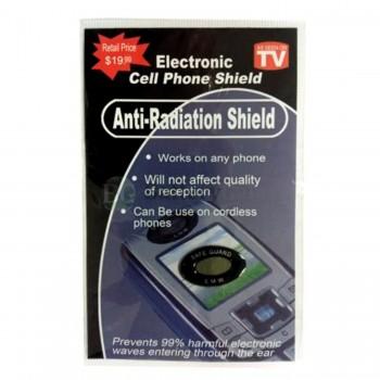 Elektromagnet kiirguse vastane kleebis mobiiltelefonile 99% kaitset, UUS TOODE!